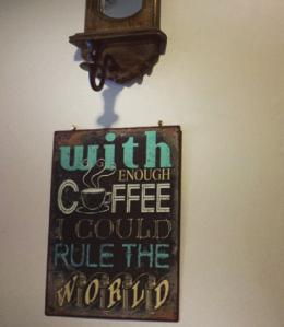 London, coffee, bliss,