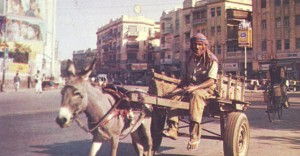 Karachi on the day the reactionary military junta led by Ziaul Haq toppled the Z A Bhutto regime (July 5, 1977).