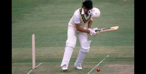 Mohsin Khan Pakistani Opening Batsman