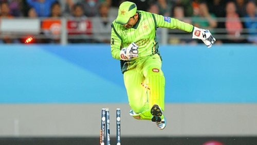 Pakistan vs South Africa, Sarfaraz Ahemd